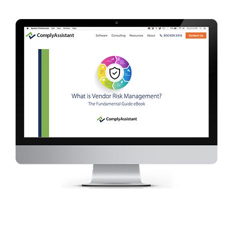 vendor risk management ebook banner