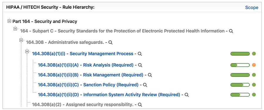 hipaa compliance software vendor